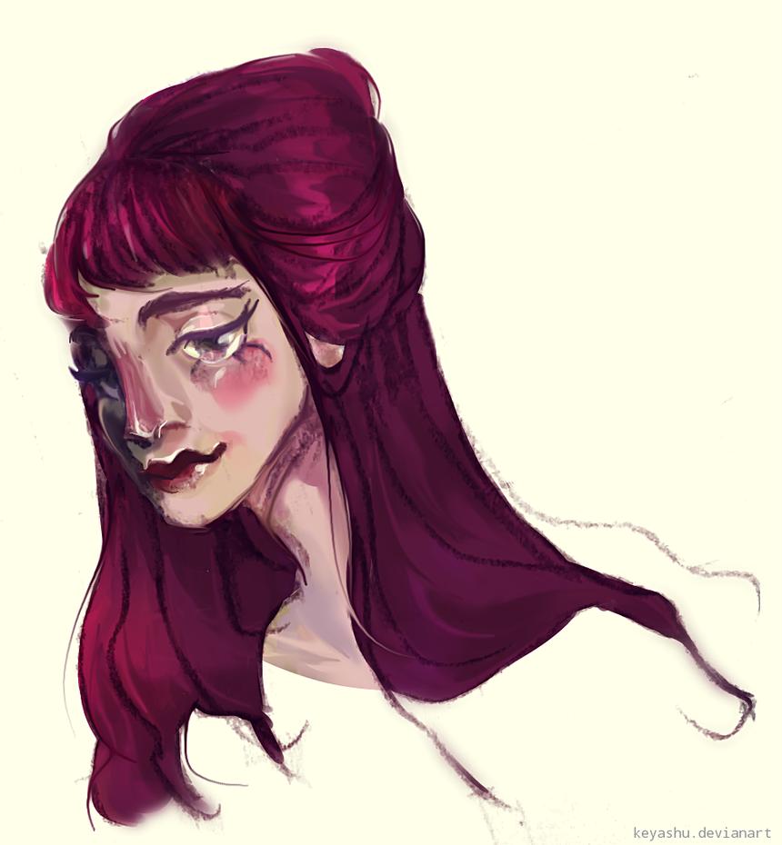Velvet by KeYashu
