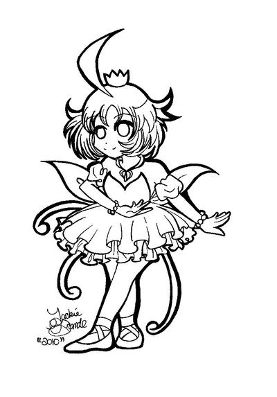 coloring pages tutu - photo#26