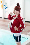 Dangan Ronpa: Aoi Asahina- Just Keep Swimming!