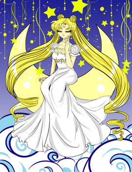 Princess Serenity- Moonlight Majesty