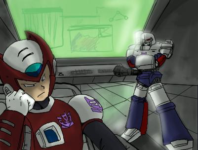 Zero, Enigmatic Decepticon by General-RADIX