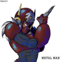 MGS Metalman by General-RADIX