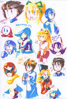 Magic marker doodles by General-RADIX