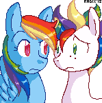 Dash and Marky by General-RADIX