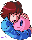 A Boy and His Puffball by General-RADIX