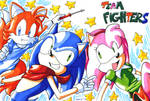 Classic Team Fighters