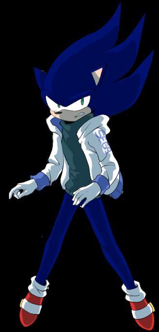 Dark Sonic By General Radix On Deviantart