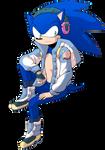 Sonic Seragaki
