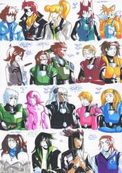 Felt pen doodles 154 by General-RADIX