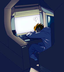 Hacker Den by General-RADIX