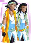 Iris and Arke