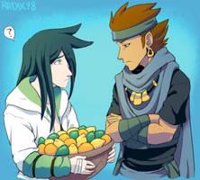 Accursed Citrus by General-RADIX