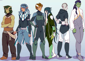 Neo-Humans by General-RADIX