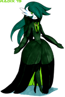A Sharp Gardevoir by General-RADIX