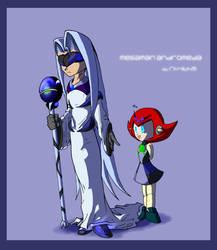Megaman Andromeda