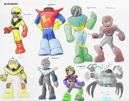The Junkbots