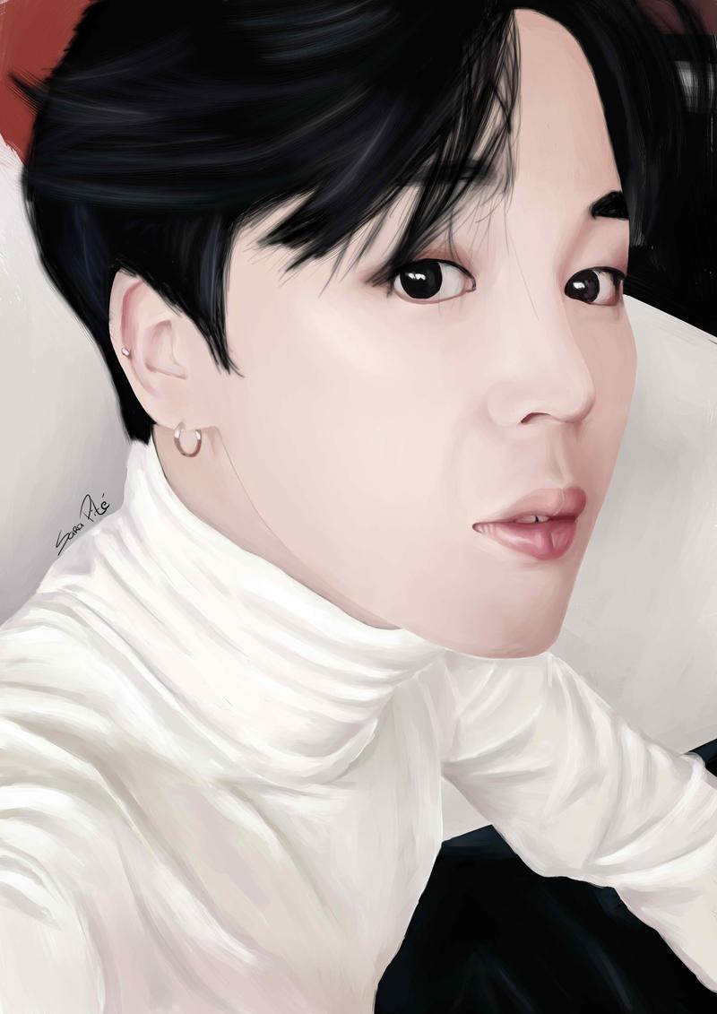 BTS Park Jimin Jimin By Sarapite On DeviantArt