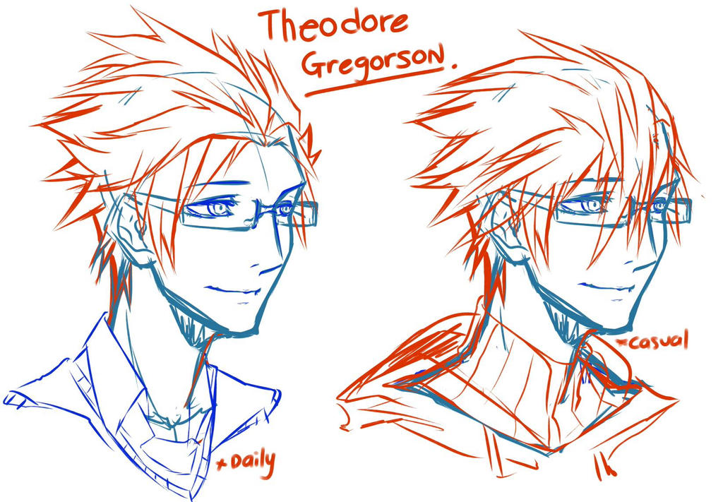Theodore look by Rain-Strive