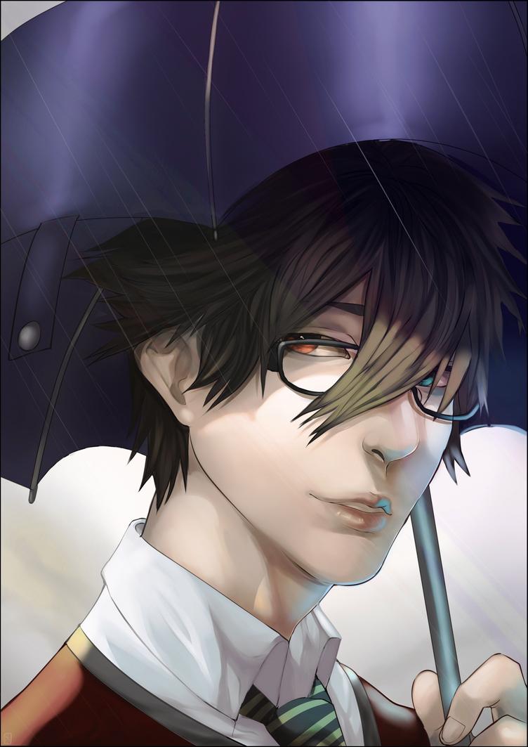 Under The Rain by Rain-Strive