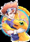 Digimon:Bestest Friends