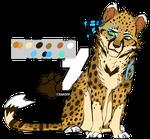 Cheetah Cub adoptable [CLOSED]