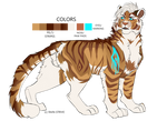 Strawberry Tiger Adopt SET PRICE: [CLOSE]