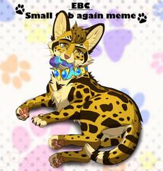 EBC: [AC] Small cub meme Christos