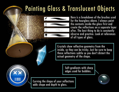tips for painting reflective surfaces
