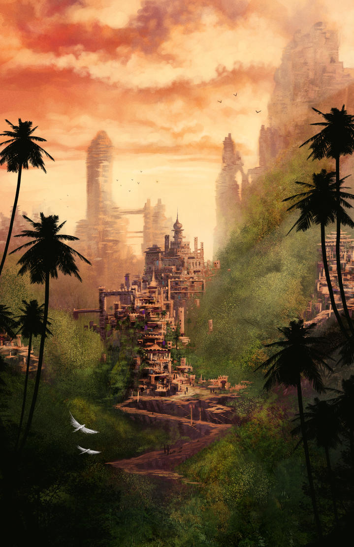 Jungle Villages by DigitalCutti