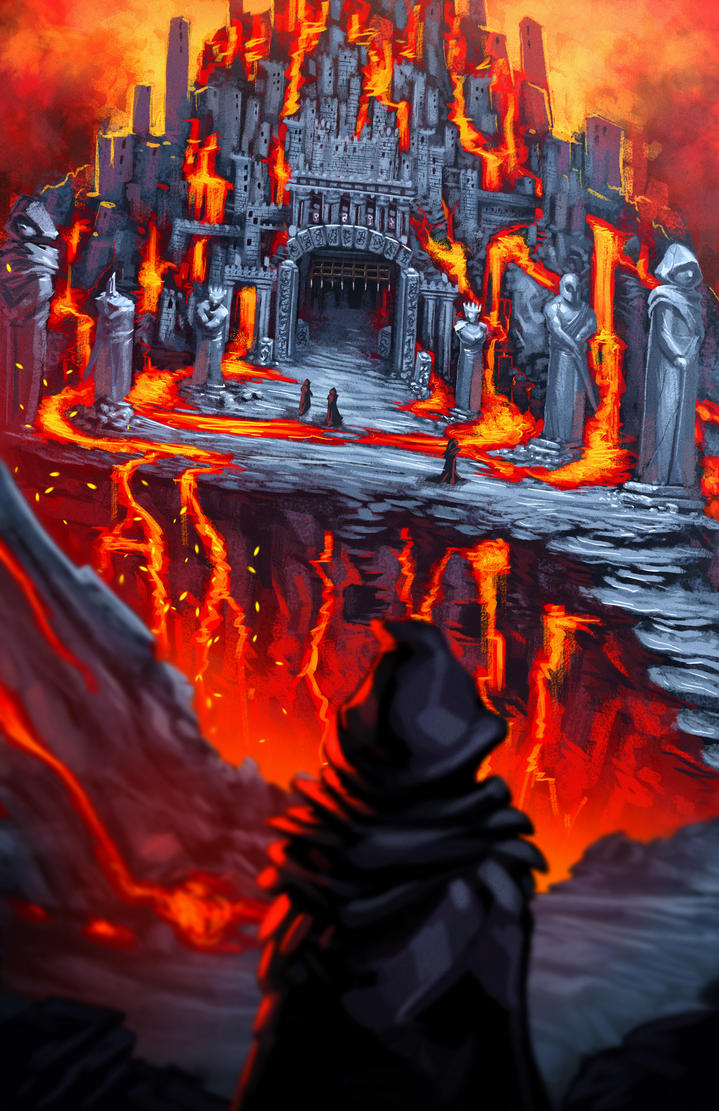 Hell's Gate by Digital...