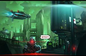 Stop! by DigitalCutti