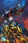 Transformers Colors