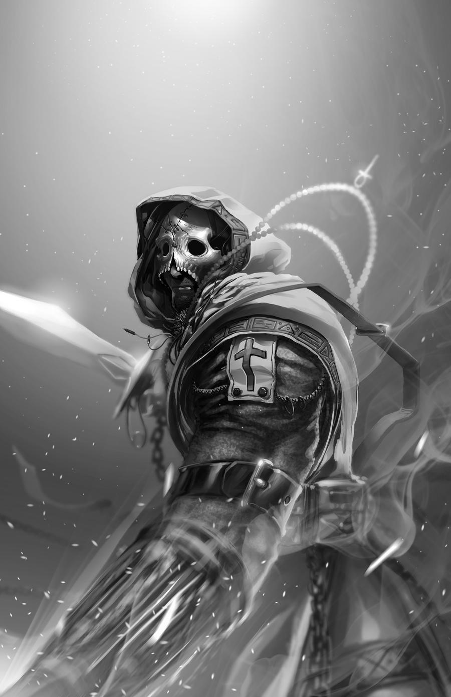 Templar by DigitalCutti