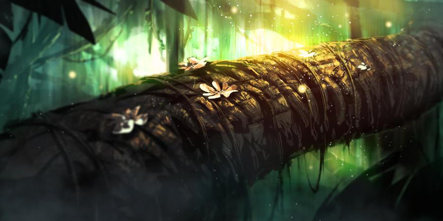 Into the Jungle by DigitalCutti