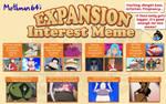 My Expansion Interest Meme 2
