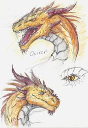 Osiron by brightcat13527