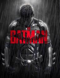 Gothams' Last Knight by CodeRedArt