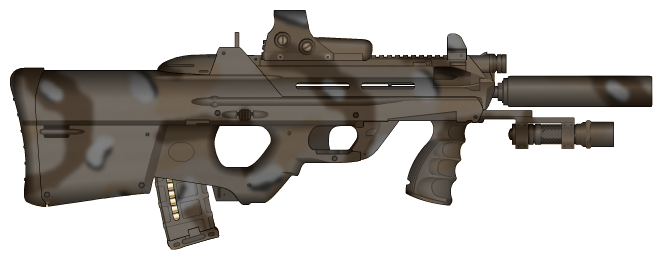 FN F2000 Tactical Custom by Timaman on deviantART
