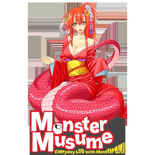 Monster Musume no Iru Nichijou ICON by Animegun
