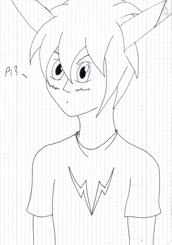 Human Pikachu