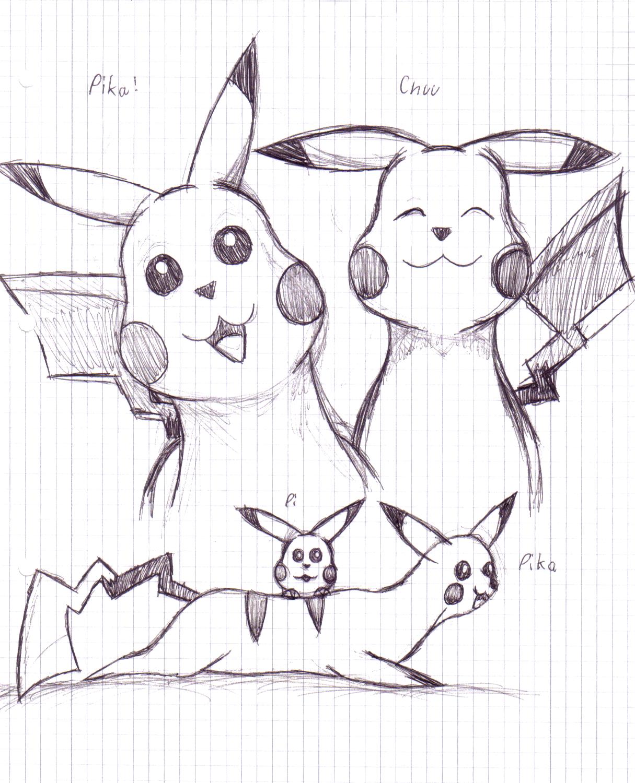 Some Pikachu