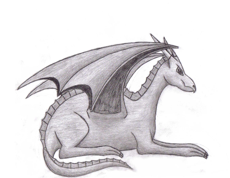 Lying dragon