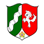 North Rhine-Westphalia - Coat of Arms - Pony ver.