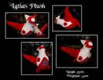 Latias Plush