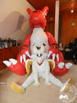 Photoshooting! Chibisuke and Guilmon
