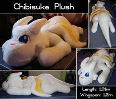 Chibisuke Plush - Version 3