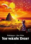 German Pokemon Movie 20 Poster - The fixed Version