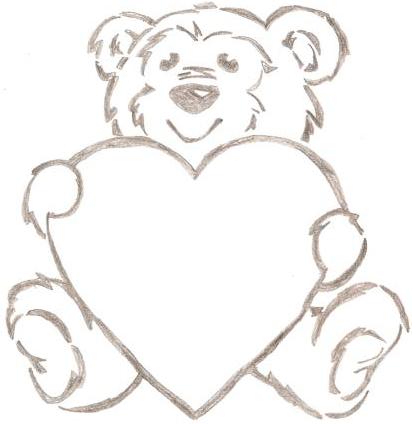 Random drawing: 3rd heart. by Tiwz on ...