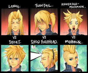 Hair Meme : Cloud by MK-Junior