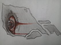 crying eye by evelynsixx